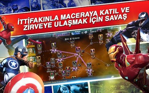 Marvel Şampiyonlar Turnuvası Hileli Apk Güncel 2021** 2