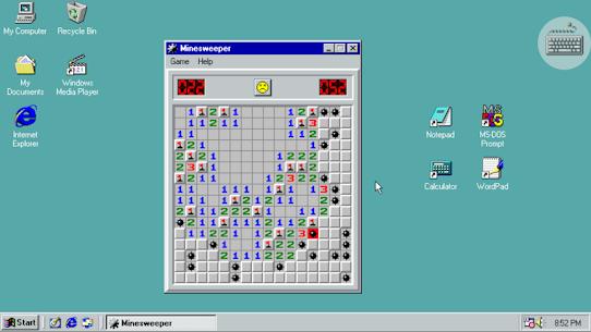 Win 98 Simulator 3