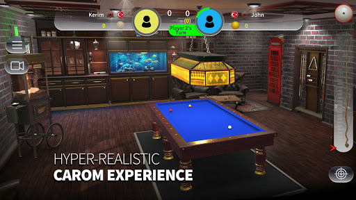 Carom Elite 3D 1.37.174 screenshots 3