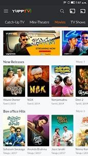 YuppTV – LiveTV, Movies, Music, IPL Live, Cricket 4