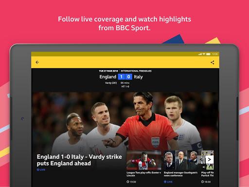 BBC Sport - News & Live Scores apktram screenshots 14
