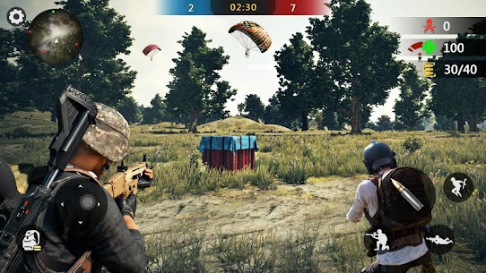 Cover Action- Free 3D Gun Shooter Multiplayer FPS 4