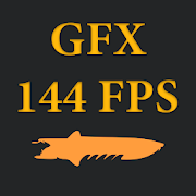 GFX Tool 144 FPS - Game Booster, Bug & Lag Fix