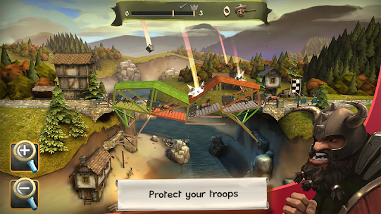 Bridge Constructor Medieval APK Android Game 3