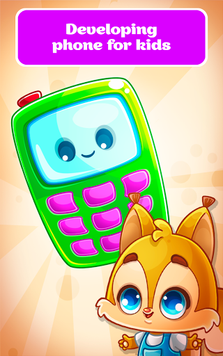 Babyphone - baby music games with Animals, Numbers  screenshots 9