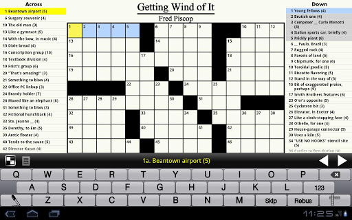 Crossword Light 2.4.5.1 screenshots 8