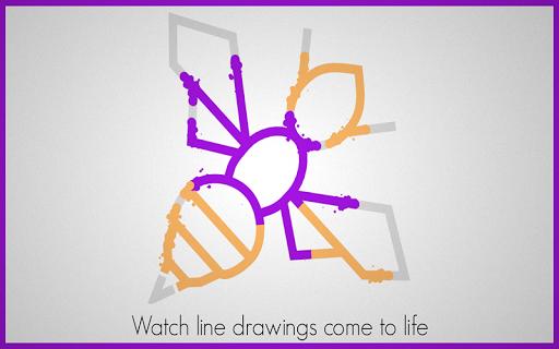 Lines - Physics Drawing Puzzle screenshots 9