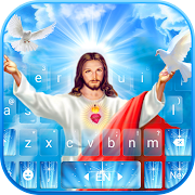 Lord Jesus Keyboard Theme