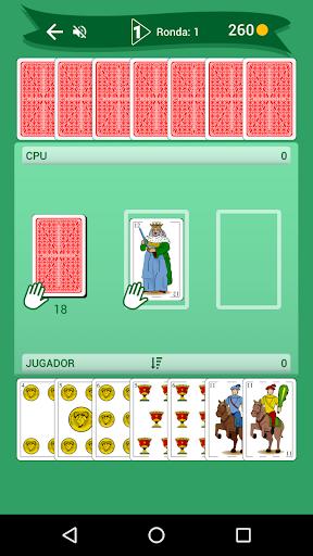 Chinchu00f3n: card game  screenshots 3