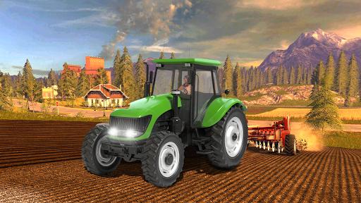 Real Farm Town Farming tractor Simulator Game 1.1.3 screenshots 3