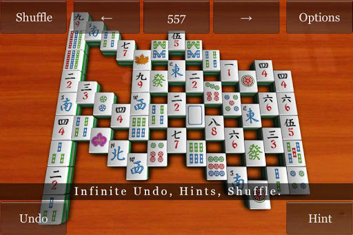 Mahjong Solitaire Saga Free 1.5.2 screenshots 4