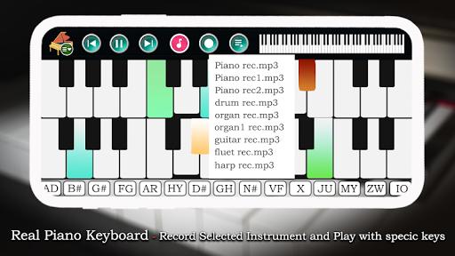 Piano Master - Perfect Piano keyboard modavailable screenshots 6