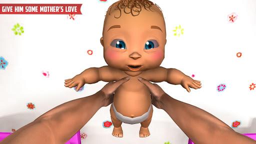 Mother Simulator 3D: Real Baby Simulator Games screenshots 4