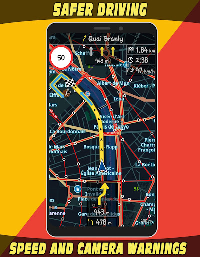 GPS Navigator with Offline Maps 2.6 Screenshots 7