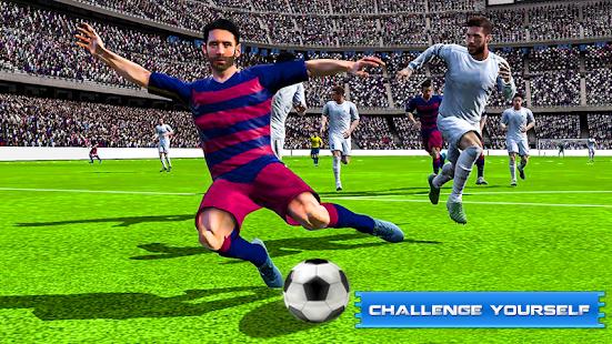 Real Soccer Match Tournament 2018 u26f9ufe0f (Final) 1.0 Screenshots 2