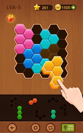 Block Hexa Puzzle apkdebit screenshots 7