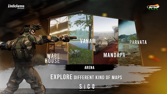 SICO™: SPECIAL INSURGENCY COUNTER OPERATIONS MOD APK (Unlimited Ammo) 7