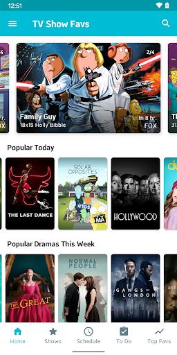 Download APK: TV Show Favs v4.5.3 [Premium]