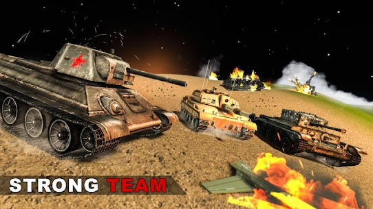 US Army Battle Tank Warrior Attack: Military Blitz Hack Cheats (iOS & Android) 4
