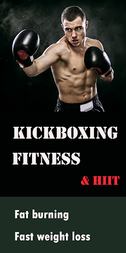 Kickboxing Fitness Trainer - Lose Weight At Home  Screenshots 1