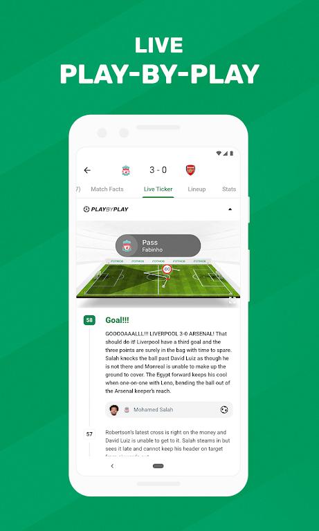 FotMob - Soccer Live Scores poster 3