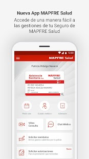 MAPFRE Salud Screenshot