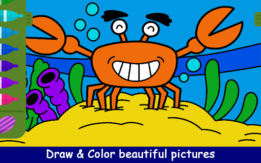 Kiddos under the Sea : Fun Early Learning Games 1.0.3 screenshots 4