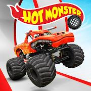Top Monster Truck Stunts Ramp Monster Car Jumping