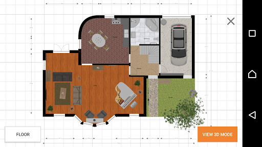 Floorplanner 1.4.21 Screenshots 3