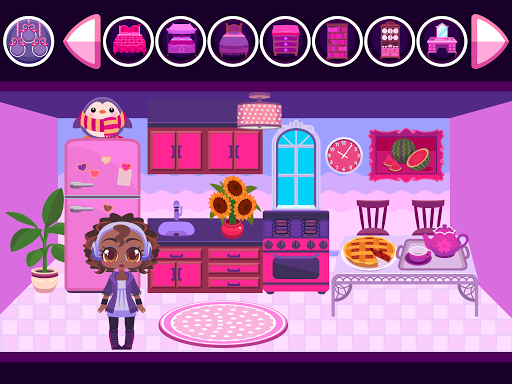My Doll House - Make and Decorate Your Dream Home screenshots 12