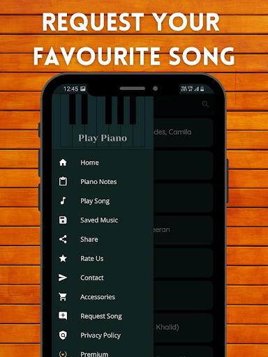 Play Piano: Piano Notes | Keyboard 2.3 screenshots 5