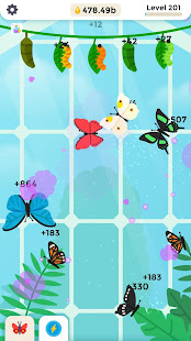 Butterfly Idle 1.0 APK + Мод (Unlimited money) за Android