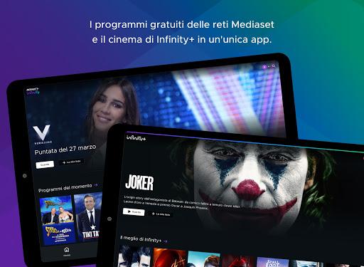 Mediaset Infinity TV apktram screenshots 11