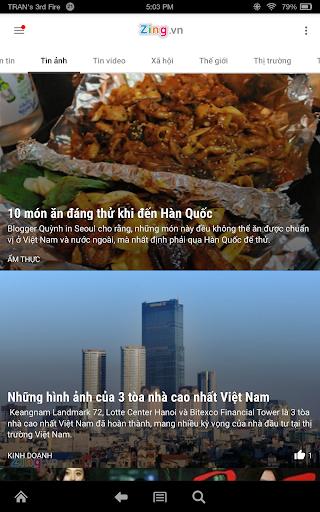 Zing.vn - Vietnam Daily News  screenshots 5