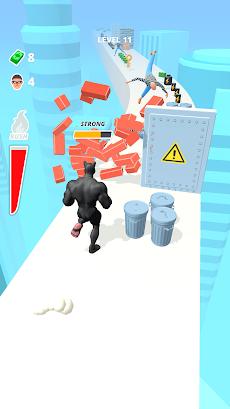 マッスルラッシュ (Muscle Rush) - ランニングゲームのおすすめ画像4