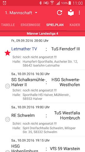 letmather tv handball screenshot 2