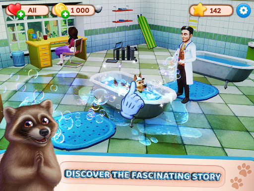 Pet Clinic - Free Puzzle Game With Cute Pets 1.0.2.70 screenshots 7