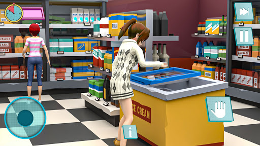 Pregnant Mother Anime Games:Pregnant Mom Simulator  screenshots 11