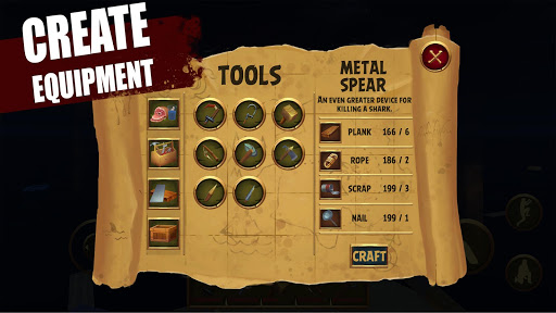 Last Day on Raft: Ocean Survival 0.41.2b screenshots 8