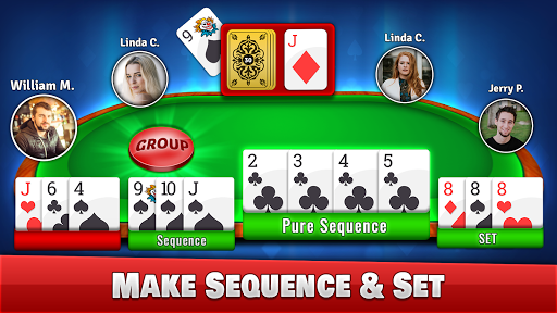 Indian Rummy - Play Rummy Game Online Free Cards 7.7 screenshots 2