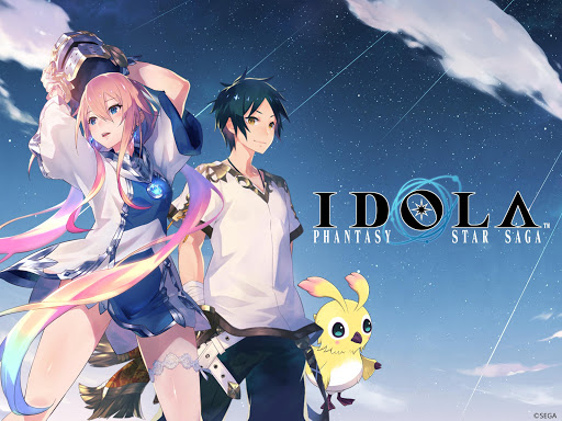 Idola Phantasy Star Saga 1.11.7 screenshots 7