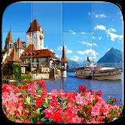 Nature Puzzle - Switzerland