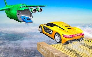 Light Speed Car Mega Extreme Stunts