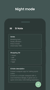 Download Si Note - Notepad For PC Windows and Mac apk screenshot 5