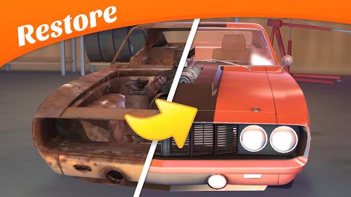 Car Restore - Car Mechanic  screenshots 1