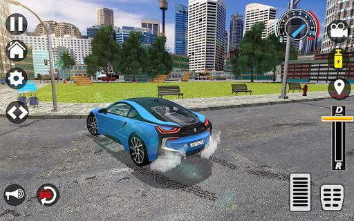 i8 Super Car: Speed Drifter 1.0 Screenshots 4