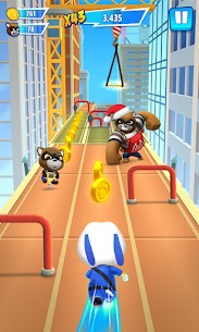 Talking Tom Hero Dash – Run Game 2