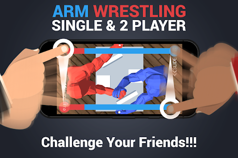 Arm Wrestling VS 2 Player 2.2 screenshots 1