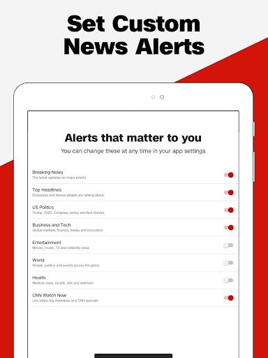 CNN Breaking US & World News 6.14 Screenshots 9