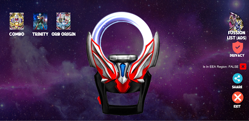 DX Ultraman ORB Sim for Ultraman ORB apklade screenshots 1